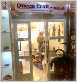 Queen Craft and Trade Link