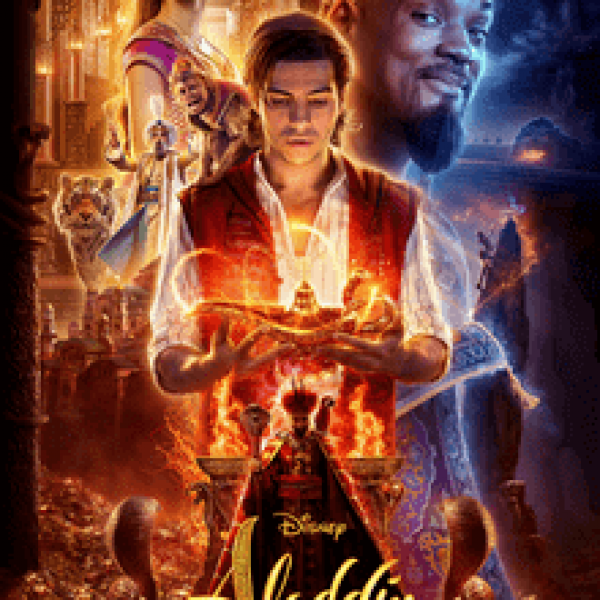 3D: Aladdin PG  MAY 24, 2019