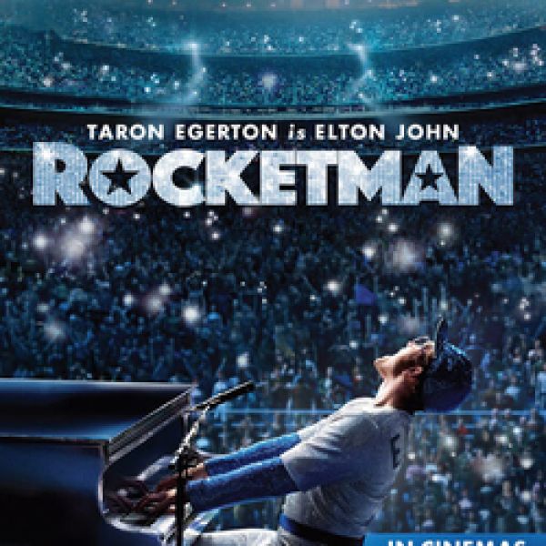 Rocketman PG  MAY 31, 2019