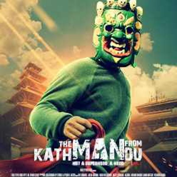 The Man from Kathmandu Vol. 1  March 15, 2019